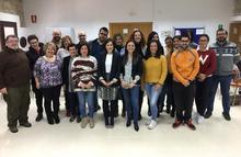 Participantes en la tercera lanzadera de empleo
