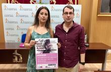 Yolanda Saavedra y Jesús López