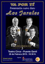 """Los Jarales presentan su nuevo disco """"Va por ti"""""""