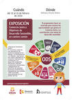 2020-02-20 Cartel Exposicion ODS y Comercio Justo