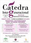 Cartel Cátedra 2018