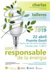 Charla sobre uso responsable de la Energía