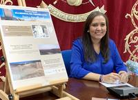 Ana Carrillo concejala de Turismo