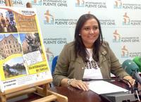 Ana María Carrillo, concejala de Turismo