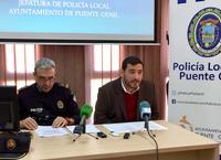 Balance de la Policía Local