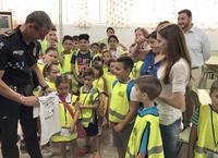 Clausura de la campaña de Educación Vial 2018