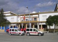 Edificio de Cruz Roja