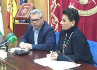 Esteban Morales y Pepa Ramos