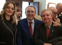 Eva Torres,José María Molina y Antonio Moreno