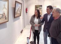 Exposición del pintor Manuel Muñoz