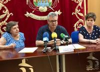 Firma del convenio entre Ayuntamiento y la asociación
