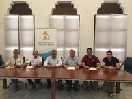 El Ayuntamiento firma convenios de colaboración con varios clubes deportivos