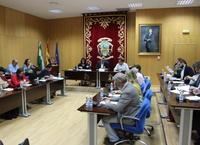 La Corporación Municipal celebra el último Pleno ordinario de la legislatura 2015-2019