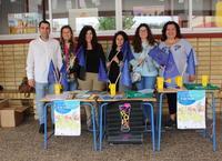 El Día de Europa se celebra en el CEIP. Santiago Ramón y Cajal