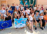 Intercambio juvenil europeo