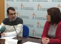 Jesús López y Marisol Gutiérrez