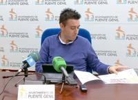 José Antonio Gómez, da a conocer los datos del pliego