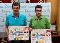 José Antonio Gómez y Francisco Cabezas