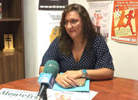 Mariola González, concejala de Mayores