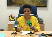 Pepa Ramos, concejala de Servicios Sociales