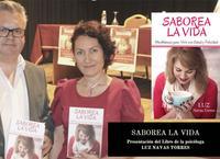 Presentación del libro de la psicóloga Luz Navas Torres