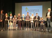 Premiados en la gala de ForoDeporte