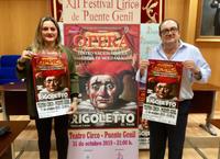 Presentación de Rigoletto