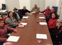 Reunión de alcaldes pedáneos
