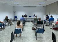 Reunión del Consejo Escolar