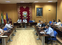 Reunión del Consejo Escolar Municipal