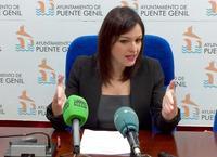 Verónica Morillo, concejala de Hacienda