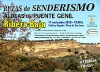 Senderismo Ribera Baja