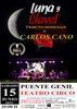 """Luna y Clavel """"Homenaje a Carlos Cano"""""""