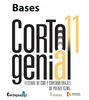 Cartel bases Cortogenial 2020